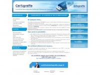 Certigreffe.fr