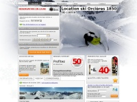 location-ski-orcieres.fr