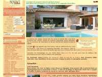 provencevillaselection.com