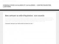 Centre-equestre-lariviere.fr
