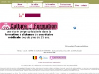 Culture-formation.be