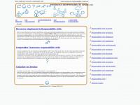 assuranceresponsabilitecivile.com