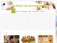 leplaisirdegourmandise.com