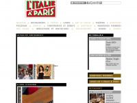 italieaparis.net
