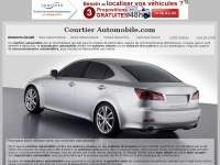 courtierautomobile.com