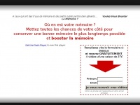 booster-la-memoire.net