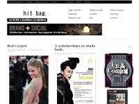 Hit Bag Fashion Blog. London, Ho Chi Minh, Paris.