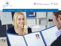 CERIVJOB - Site de recrutement original et innovant proposant de nombreuses offres d'emploi