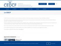 Cedcf.be