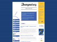 anonymat.org