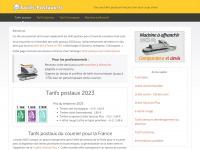 tarifs-postaux.fr