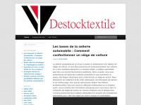 destocktextile.com Thumbnail