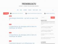 freemobileactu.com
