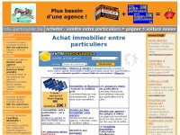 particuliers.be