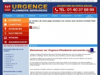urgence-plomberie-serrurerie.com