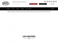 epitex.fr Thumbnail