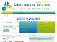 recrutement-internet.com