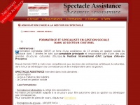 spectacleassistance.fr
