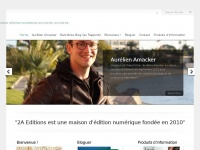 2aeditions.fr Thumbnail