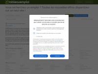 tableauemploi.fr