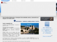 Taxicamaretoislurienadege.fr