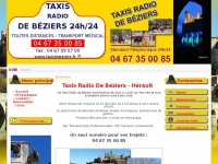 taxisbeziers.fr