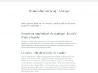 thomasdufourneau-mariage.fr