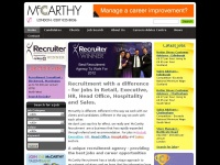 mccarthyrecruitment.com