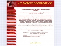 le-referencement.ch