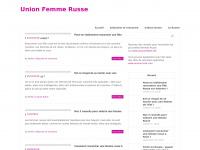union-femme-russe.fr