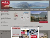 vallat-immobilier.com
