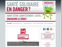 Santesolidaireendanger.org