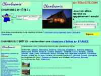 Chambramie.com