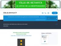 BIENVENUE ISRAEL VILLE DE NETANYA, LE JOYAU DE LA MEDITERRANEE