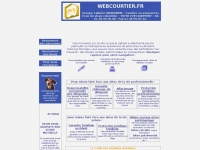webcourtier.fr