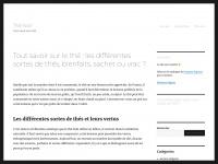 The-noir.fr - Thé noir - les bienfaits du the noir pour maigrir