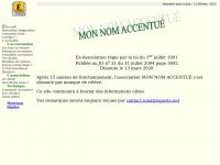 Accentuez.mon.nom.free.fr