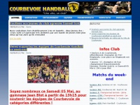 courbevoiehandball.com