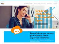 Hébergement Audiotel - DialOTel