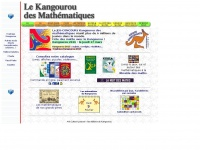 Mathkang.org - le Kangourou des mathematiques