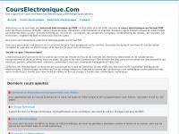 courselectronique.com