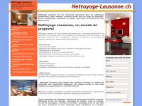 nettoyage-lausanne.ch