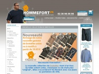 Hommefort.fr