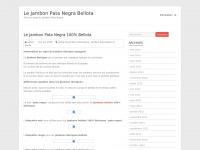 jambonpatanegra.com