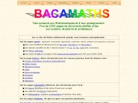 Bacamaths.net