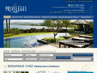 privileges-voyages.com