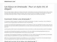 atlastresors.com Thumbnail