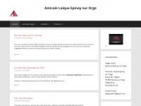 Amicale-laique-epinay.fr