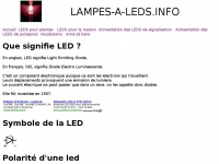 lampes-a-leds.info