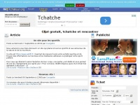 Tchat gratuit, Site de Chat, tchate, rencontrer sans inscription